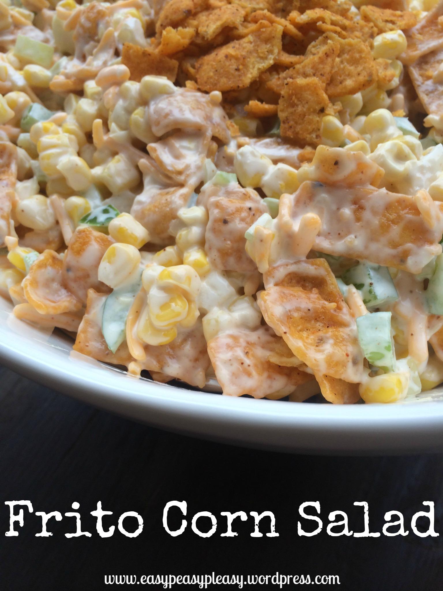 The Perfect Potluck Salad