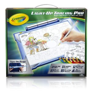 Crayola Tracing Pad Blue