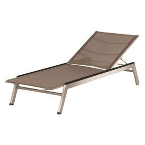 Barlow Tyrie Equinox Lounger Powdercoat Side Strip