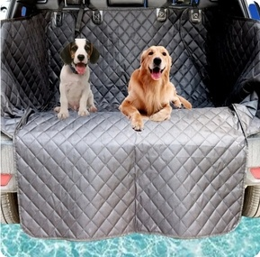 Waterproof Extend Length Pet Dog SUV Travel Car Mat