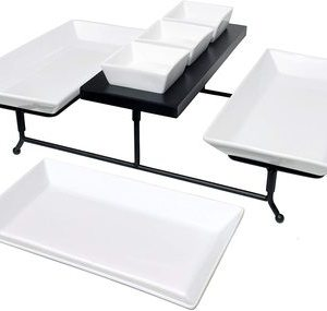 Versatile 3 Tier Serving Tray