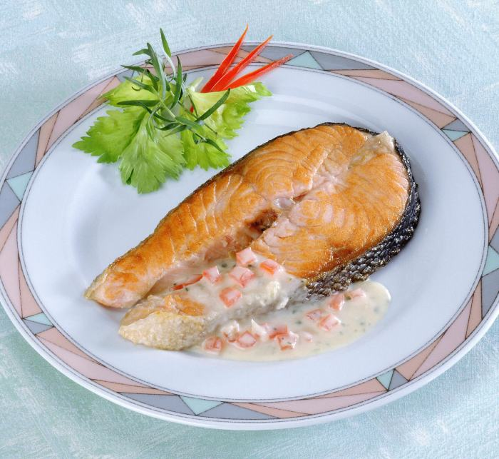 grilled salmon recipe easy