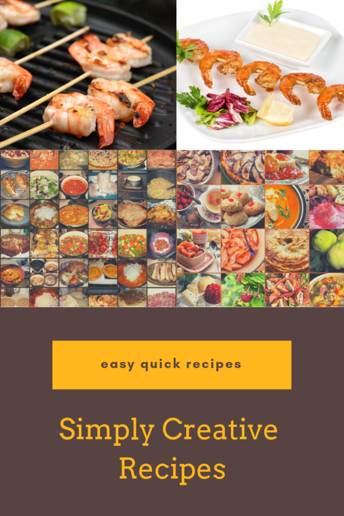 simply creative recipes