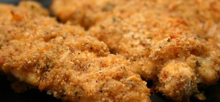 Crispy Chicken Breasts