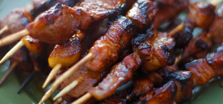 Filipino Pork Barbecue