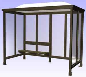 There are as many different types of prefabricated shelter available as there are uses for these innovative and simple structures.