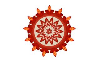 Art Rangoli Design