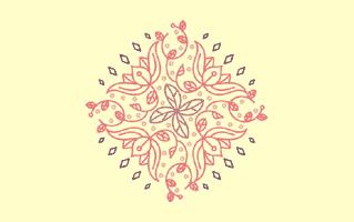 Creative Rangoli Design