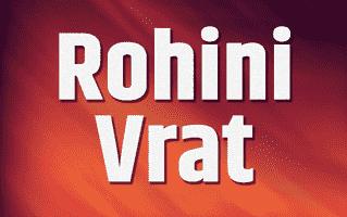 Rohini Pooja Rangoli Design