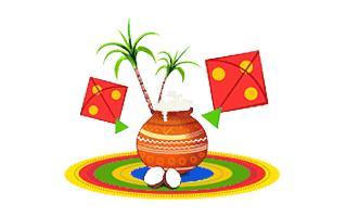 Sankranthi Muggulu Rangoli Design