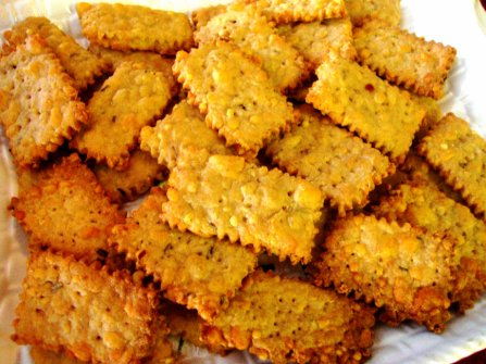 cheese crackers 1