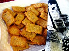 cheese crackers 2