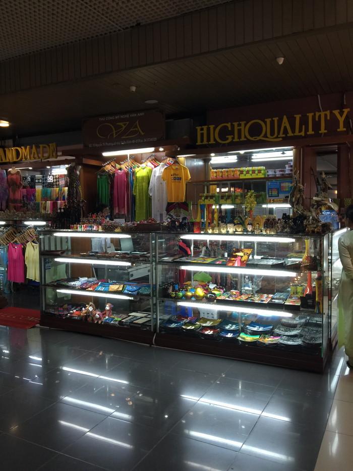 ぼったくりをするノイバイ国際空港免税店