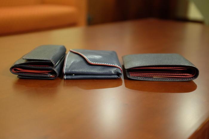 財布の大きさ比較その2