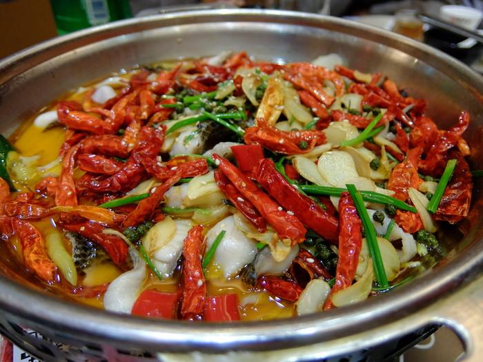 川魚の料理