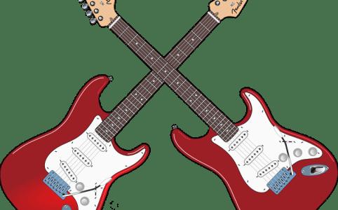 はじめての受講 - エレキギター レッスン1