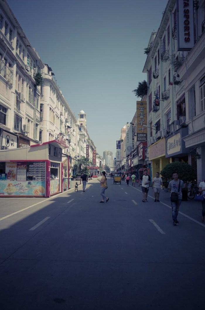 中山路歩行街