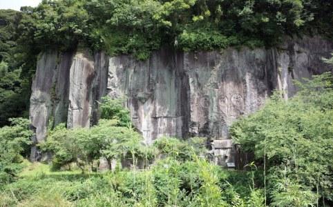 清水磨崖仏 - 鹿児島でちょっと立ち寄りたい場所