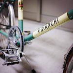 ビアンキのミニベロで自転車通勤
