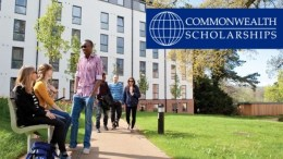 Commonwealth Master's Scholarship