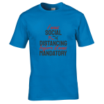 I Was Social Distancing Before It Was Mandatory – Premium T-Shirt or Hoodie