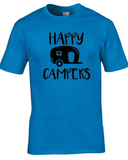 Happy Campers Caravan – Premium T-Shirt or Hoodie
