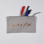 Rock n Roll – Cosmetics/Accessories Bag (Various Colours)