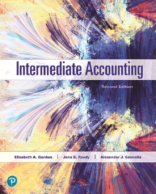 Intermediate Accounting 2nd Edition Test Bank By Gordon