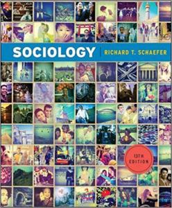 Sociology 13th Edition Test Bank By Schaefer