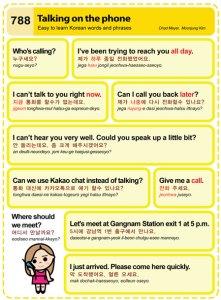 788-Talking on phone