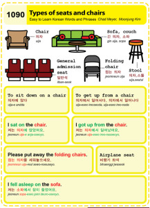 1090-Types of seats and chairs
