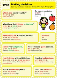 1201-Making decisions