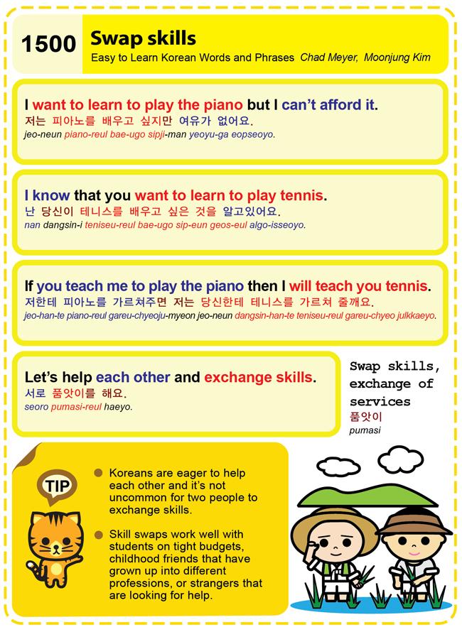 1500-Swap skills
