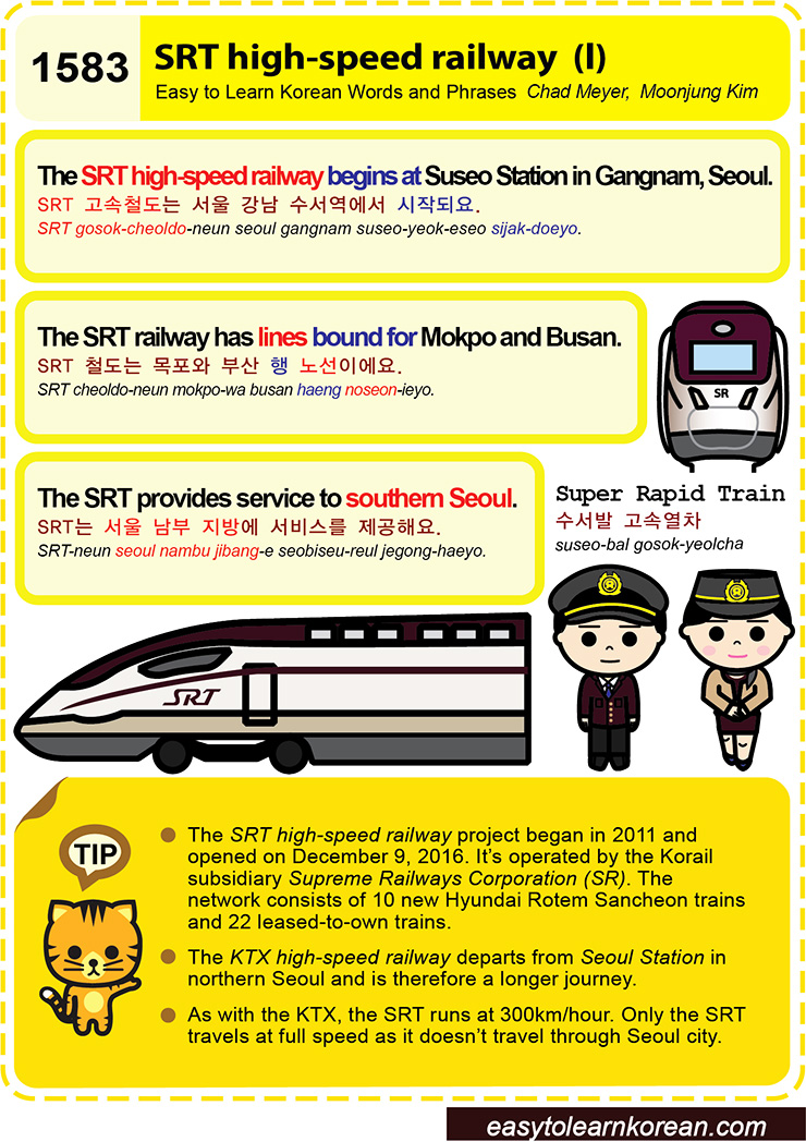 1583-SRT high-speed railway part 1