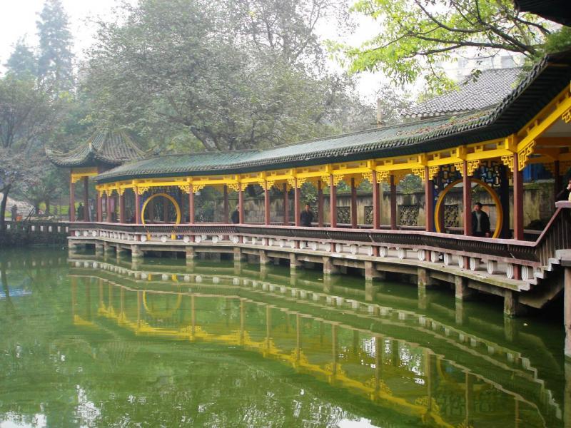 Chongqing trips