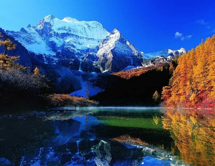 Best Places To See Autumn Color In China « Easy Tour China