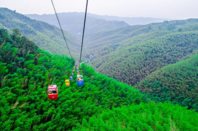 Chengdu tours to Shunan Zhuhai