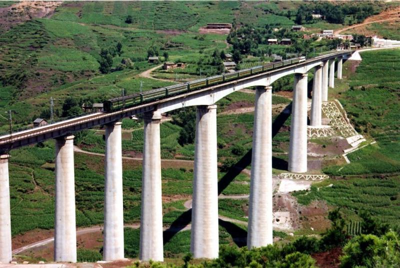 China tours by high speed train