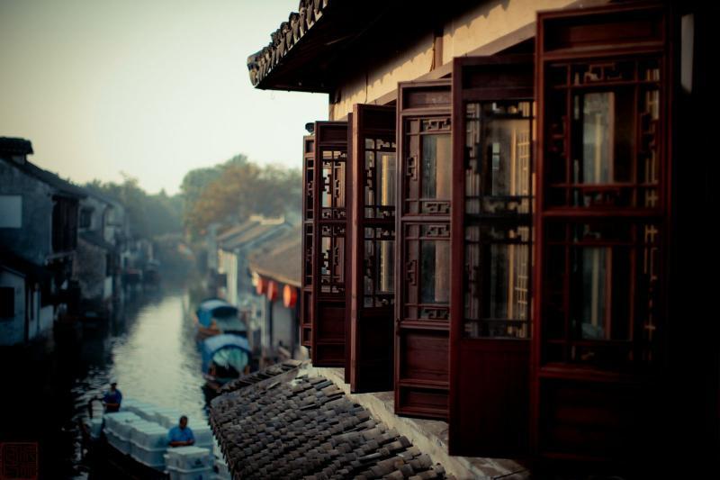 Shanghai Zhouzhuang tours