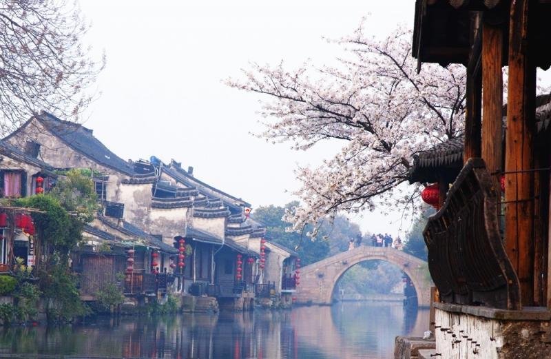 Shanghai Xitang tour
