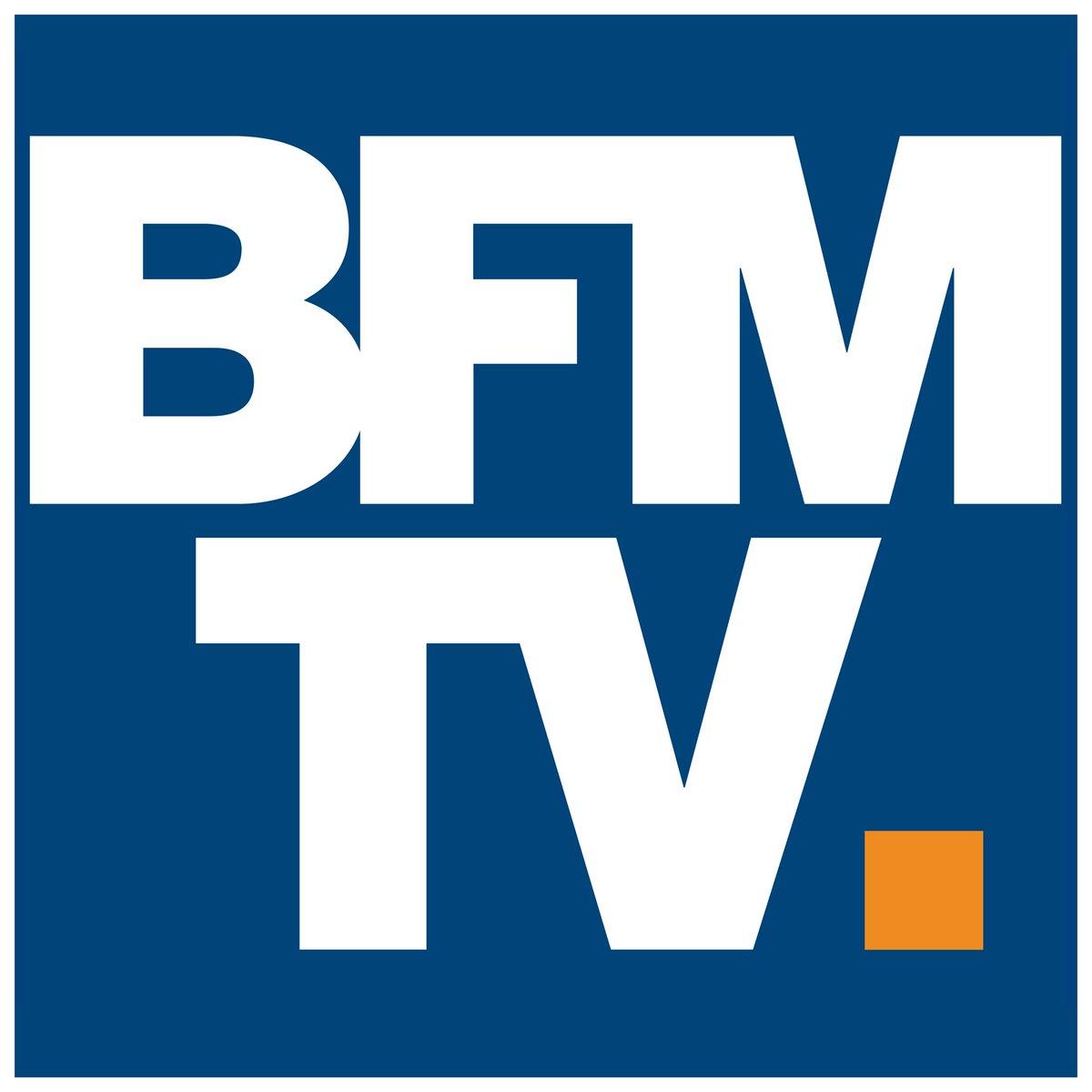 Logo BFMTV