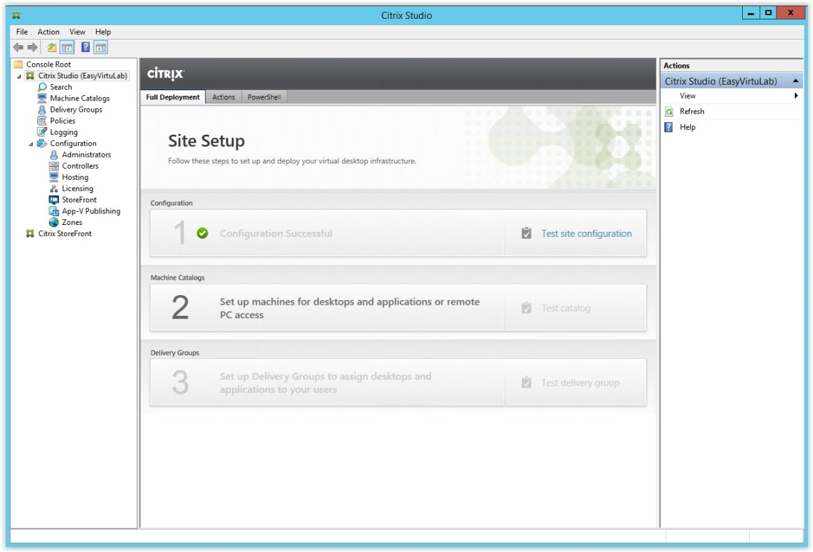 Citrix_XenApp_7.7_Create_Citrix_Site-14