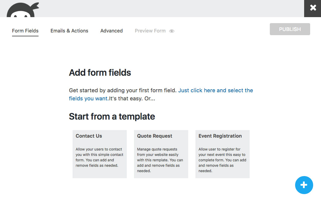 Ninja Forms  Walk Through Step By Step Guide  Easy Web Design