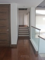 Narra Stair (Dark Walnut finish) - Sy Residence