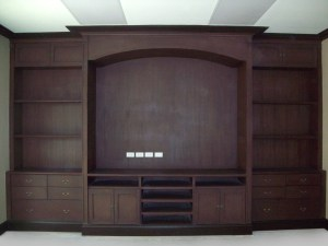 BUILT-IN & STORAGE CABINETS