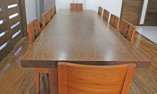 SOLID WOOD DINING TABLES & CHAIRS - DAO, NARRA, ACACIA, TANGUILE