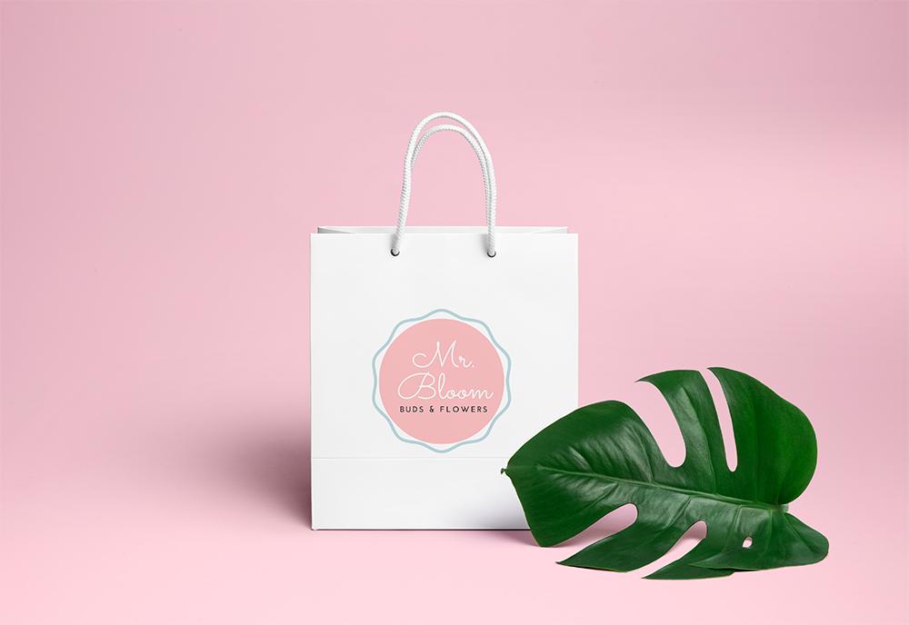 branding agency tote bag design