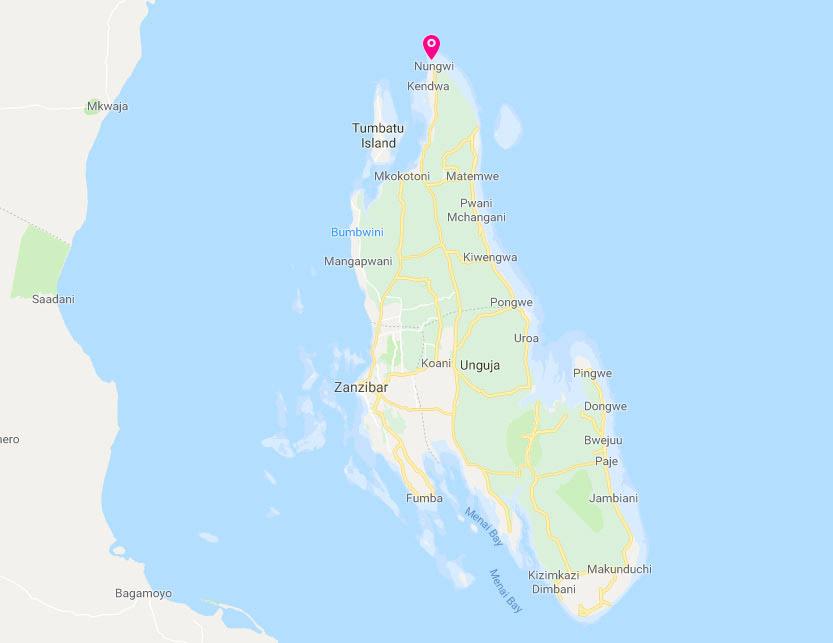 Mappa nungwi
