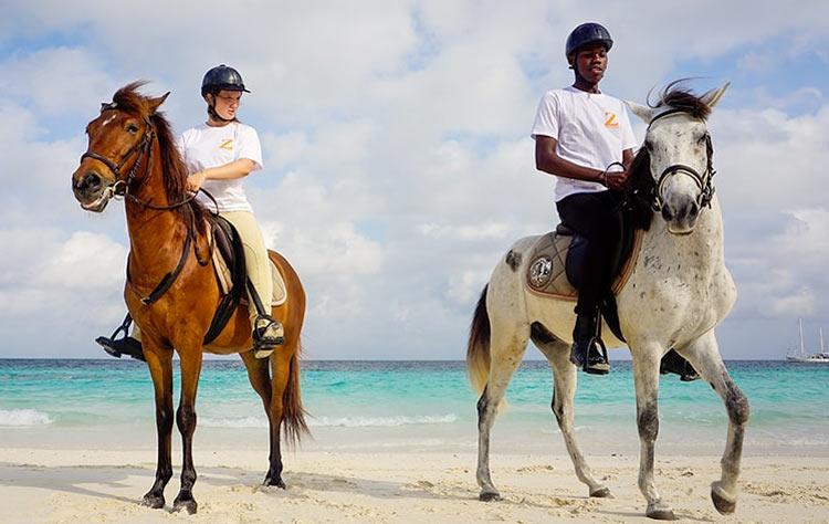 uscita a cavallo a nungwi