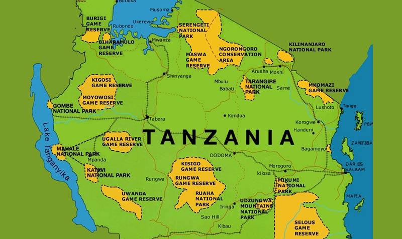 cartina-tanzania